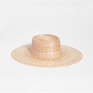 Palma Wide Boater Hat