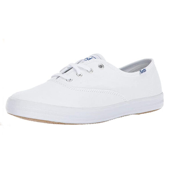 Women's White Keds Sneakers